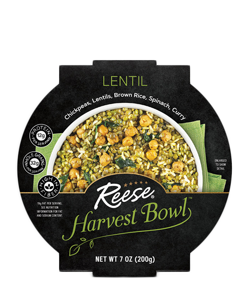 Lentil Harvest Bowl
